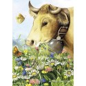 1000 pcs - Cow - Marjolein Bastin (by Heye)