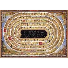 Jigsaw puzzle 4000 pcs - Historia Comica Opus 1 - Degano (by Heye)