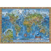 3000 pcs - Amazing World - Rajko Zigic (by Heye)