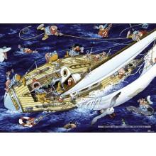 Jigsaw puzzle 1000 pcs - Sailors - Loup (by Heye)