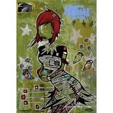Jigsaw puzzle 1000 pcs - Redhead - Aaron Kraten (by Heye)