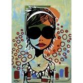 Jigsaw puzzle 1000 pcs - Sunglasses - Aaron Kraten (by Heye)
