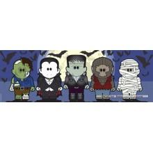 Jigsaw puzzle 1000 pcs - Halloweenies  - Weenicons (by Heye)