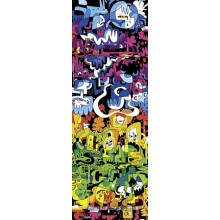 Jigsaw puzzle 1000 pcs - Doodle World - Jon Burgerman (by Heye)