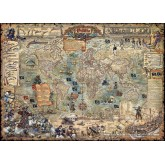 Jigsaw puzzle 3000 pcs - Pirate World  (by Heye)