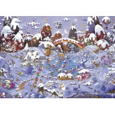 3000 pcs - Winterland - Mordillo (by Heye)