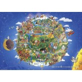 Jigsaw puzzle 1000 pcs - The Earth (by Heye)