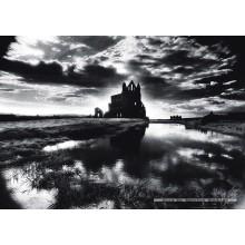 Jigsaw puzzle 1000 pcs - Abbey - Simon Marsden (by Heye)