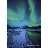 Jigsaw puzzle 1000 pcs - Nothern Lights - Power of Nature (by Heye)