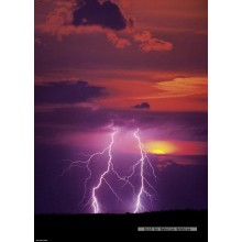 Jigsaw puzzle 1000 pcs - Double Flash - Power of Nature (by Heye)