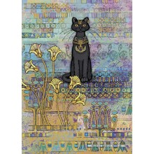 Jigsaw puzzle 1000 pcs - Cats Egyptian  - Jane Crowther (by Heye)
