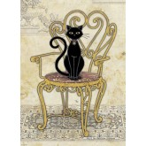 Jigsaw puzzle 1000 pcs - Cats Chair - Jane Crowther (by Heye)
