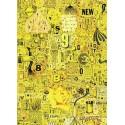 1000 pcs - Yellow Rose  - Colin Johnson (by Heye)