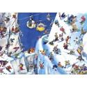 1000 pcs - Snowboards - Blachon (by Heye)