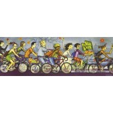 Jigsaw puzzle 1000 pcs - Critical Mass - Panorama (by Heye)