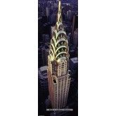 1000 pcs - Chrysler Building - Vertical (by Heye)