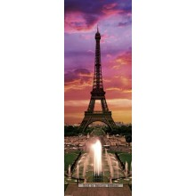 Jigsaw puzzle 1000 pcs - Night in Paris  - Vertical (by Heye)