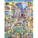 1500 pcs - Venice - Crisp (by Heye)