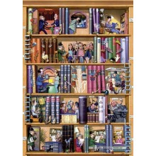 Jigsaw puzzle 1500 pcs - Books - Igor Kravarik (by Heye)