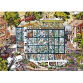 Jigsaw puzzle 2000 pcs - Emergency Room - Loup (by Heye)