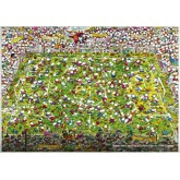 4000 pcs - Crazy World Cup - Mordillo (by Heye)