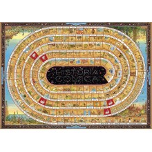 Jigsaw puzzle 4000 pcs - Historia Comica Opus 2 - Degano (by Heye)