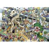 Jigsaw puzzle 1000 pcs - Dinos - Calligaro (by Heye)