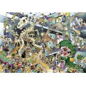 1000 pcs - Dinos - Calligaro (by Heye)