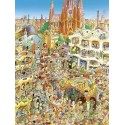 1500 pcs - Barcelona - Prades (by Heye)
