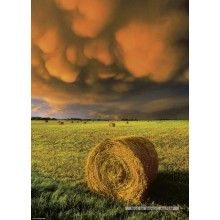 Jigsaw puzzle 1000 pcs - Rising Storm - Power of Nature (by Heye)