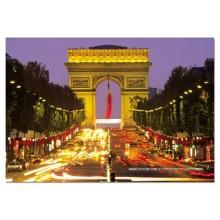 Jigsaw puzzle 1000 pcs - Arc De Triomphe - La Belle France (by Educa)