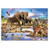 Jigsaw puzzle 1500 pcs - The Cradle of Life - Genuine (by Educa)