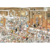 1000 pcs - The Kitchen - Jan van Haasteren (by Jumbo)