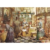 Jigsaw puzzle 1000 pcs - The Bakery - Anton Pieck (by Jumbo)