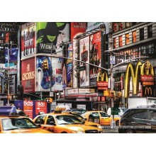 Jigsaw puzzle 1000 pcs - Times Square New York (by Jumbo)