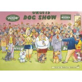 Jigsaw puzzle 150 pcs - Wasgij Mystery 1 Dog Show - Graham Thompson (by Jumbo)