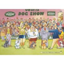 Jigsaw puzzle 150 pcs - Wasgij Mystery 1 Dog Show - Graham Thompson (by Jumbo)