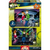 Jigsaw puzzle 48 pcs - Ben 10 Alien Force  (by Educa)