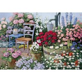 Jigsaw puzzle 1500 pcs - A Quiet Corner (by Jumbo)