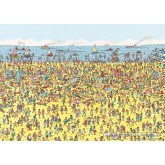 500 pcs - At the Beach - Where is Wally (by Jumbo)