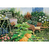 Jigsaw puzzle 500 pcs - Garden in bloom (by Jumbo)