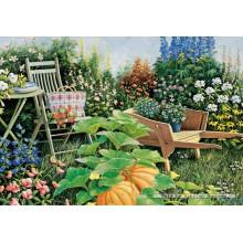 Jigsaw puzzle 500 pcs - Garden in bloom (by Jumbo)
