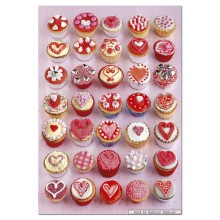 Jigsaw puzzle 1000 pcs - Cupcakes (by Educa)