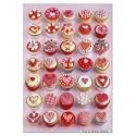 1000 pcs - Cupcakes (by Educa)