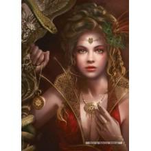 Jigsaw puzzle 1000 pcs - Gold Jewellery - Ortega (by Heye)