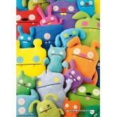 Jigsaw puzzle 1000 pcs - Group Photo - Uglydoll (by Heye)