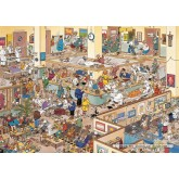 Jigsaw puzzle 1000 pcs - Get Well Soon ! - Jan van Haasteren (by Jumbo)