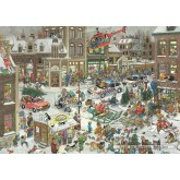 1000 pcs - Christmas - Jan van Haasteren (by Jumbo)