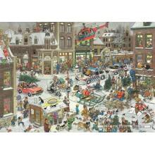 Jigsaw puzzle 1000 pcs - Christmas - Jan van Haasteren (by Jumbo)