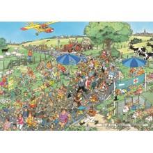 Jigsaw puzzle 1000 pcs - The March - Jan van Haasteren (by Jumbo)